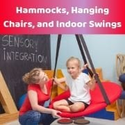 Hammocks, Hanging Chairs & Indoor Swings