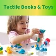 Tactile Books & Toys