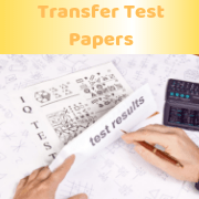 Transfer Test Papers