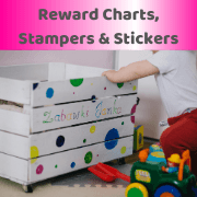 Reward Charts, Stampers & Stickers