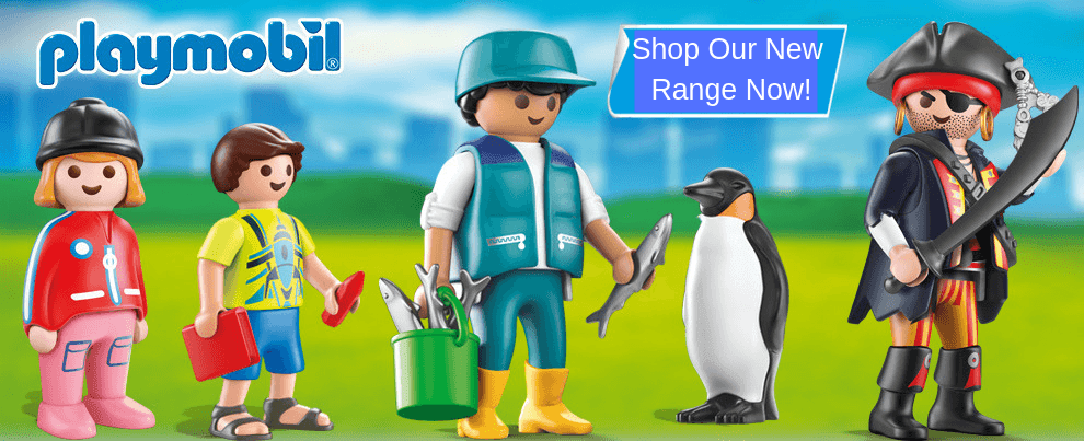 Playmobil New In