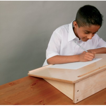 Handwriting Desk* - Ergonomic writing area