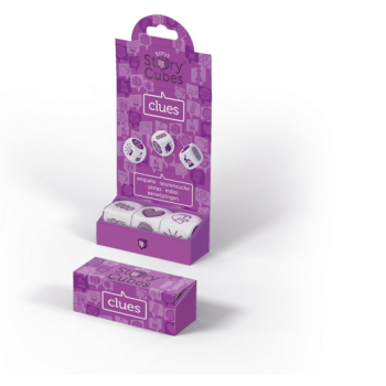 Rory Story Cubes Rorys Story Cubes Clues Expansion* - Create Original Stories with your Imagination