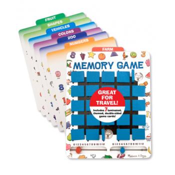 Melissa and Doug Memory Game*