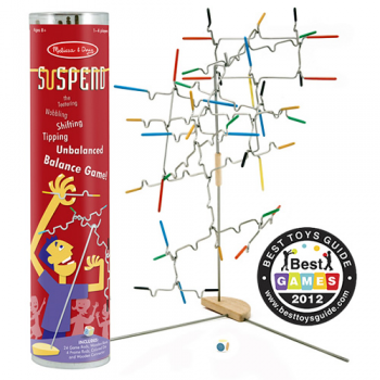 Melissa and Doug Suspend - Balancing Game for Family Fun