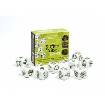 Rory Story Cubes Rorys Story Cubes Voyages* - Create Original Stories with your Imagination