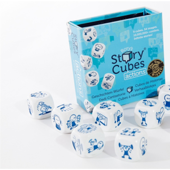 Rory Story Cubes Rorys Story Cubes Action* - Create Original Stories with your Imagination