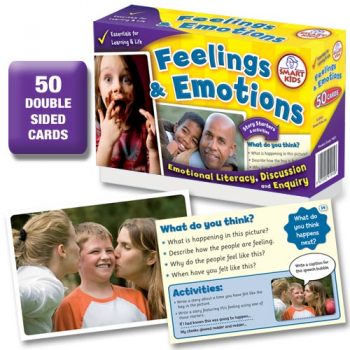Smart Kids Feelings & Emotions Cards