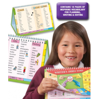 Smart Kids Writers Directory - Helps expand vocabulary and gives inspiration
