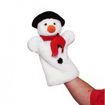 Puppet Company Snowman Puppet - Storytelling puppet