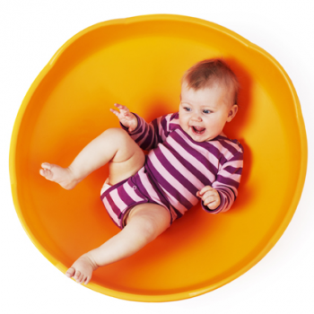 Mini Top* Great balance and vestibular aid for young children