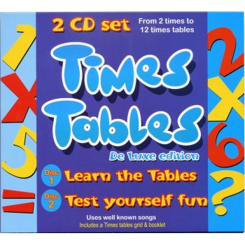 Times Tables 2 CD Set