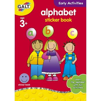 Galt Alphabet * Home Learning Book