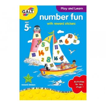 Galt Number Fun * Home Learning Book