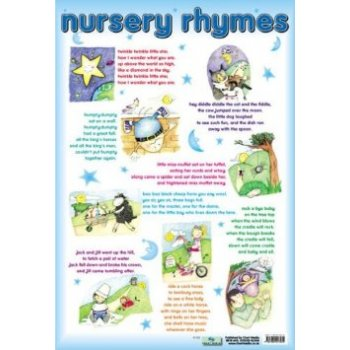 Nursery Rhymes Poster