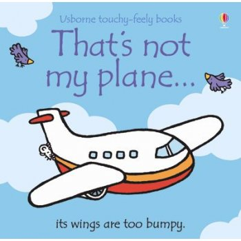 Usborne Thats not my plane book