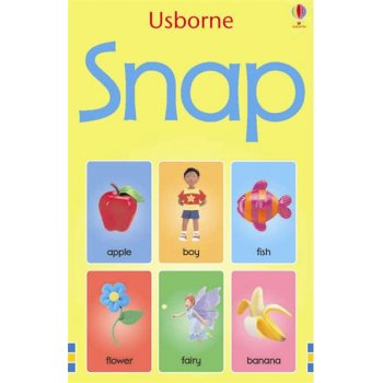 Usborne Snap Cards
