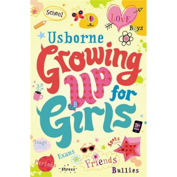 Usborne Growing up for Girls book