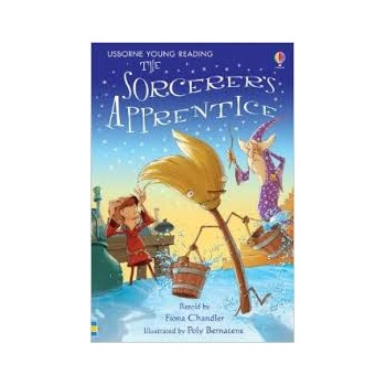 Usborne Young Reading Series One The Sorcerers Apprentice book