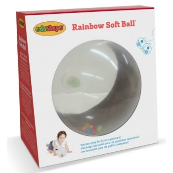 Rainbow Soft Sensory Ball