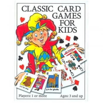 Classic Kids Card Game - Family Fun Games