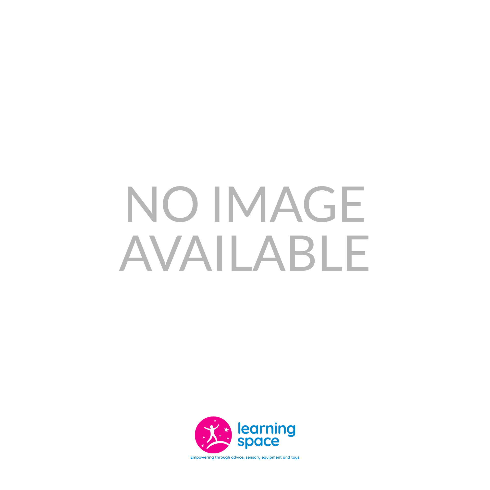 Eden Sensory Touch Tags Support Seat Blue*