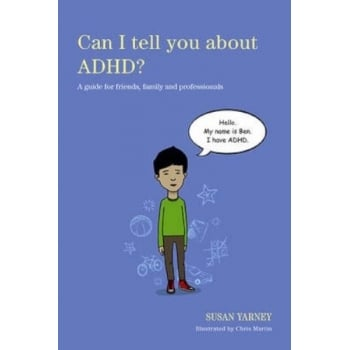 Can I Tell You about ADHD? A Guide Book