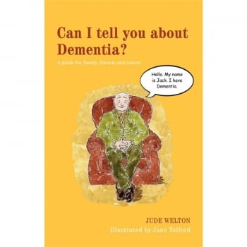 Can I Tell You About Dementia? Book
