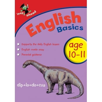 Leap Ahead English Basics 10-11 Workbook