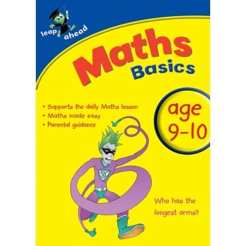 Leap Ahead Maths Basics 9-10 Workbook