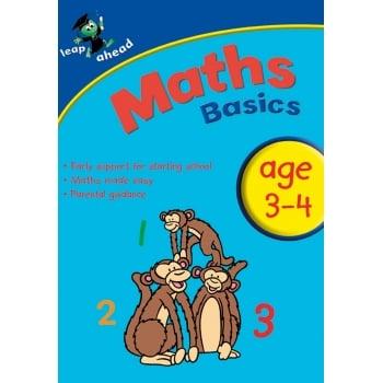 Leap Ahead Maths Basics 3-4 Workbook