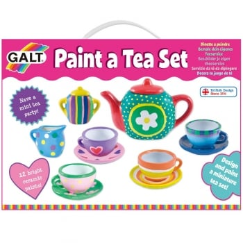 Galt Paint a Tea Set Crafty Cases