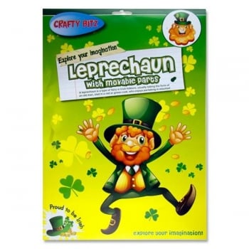 Crafty Bitz - Leprechaun Masks