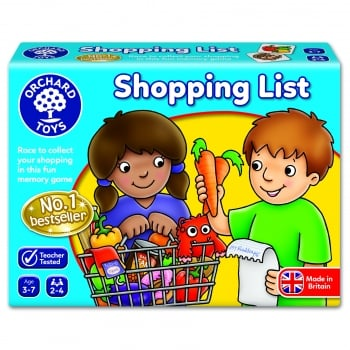Orchard Toys Shopping List - A matching and memory game