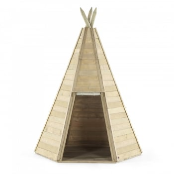 Plum® Great Wooden Teepee Hideaway**