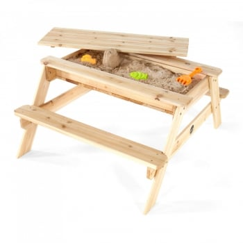 Plum® Wooden Sand and Picnic Table**
