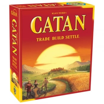 Settlers Of Catan - Family Fun Games