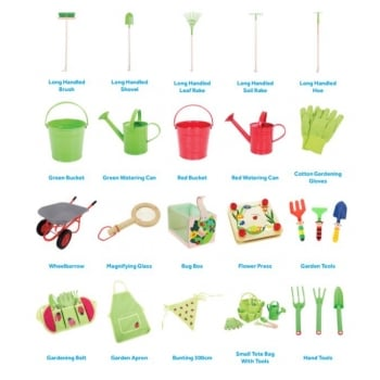 Bigjigs Gardening Buddy Set*
