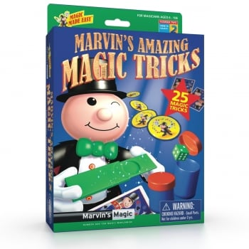 Marvin's Magic Made Easy Set 2
