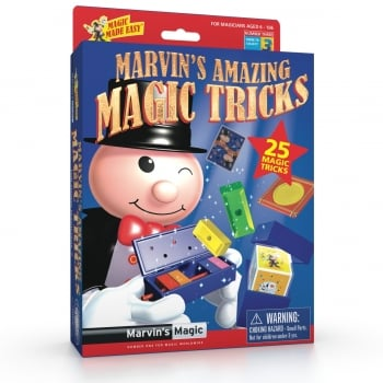 Marvin's Magic Made Easy Set 3