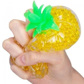 Tobar Jellyball Pineapple Stress Ball