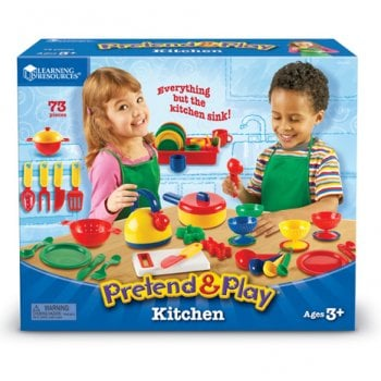 Learning Resources Pretend & Play® Value Kitchen Set