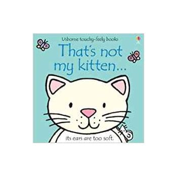 Usborne Thats Not My Kitten Book