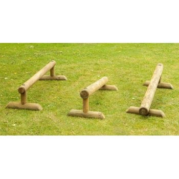 Freestanding Balance Beam Trail - Set of 3*