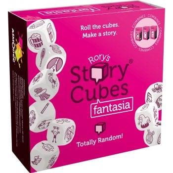 Rorys Story Cubes Fantasia Pack - Create Original Stories with your Imagination