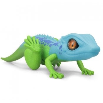 Robo Alive Lizard - Blue and Green