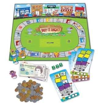 Learning Resources Buy It Right™ Shopping Game