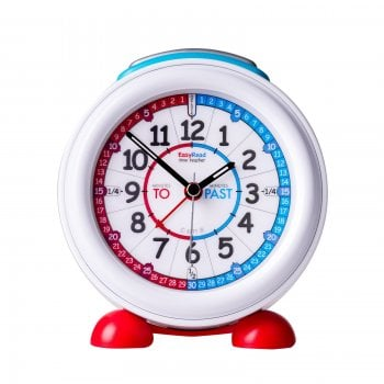EasyRead Alarm Clock Past & To