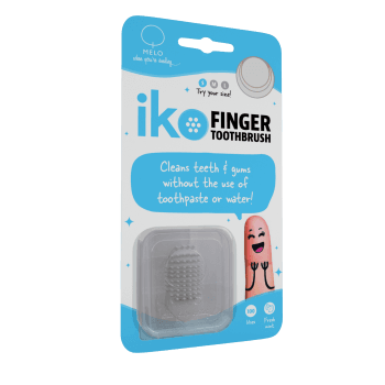 iKo Adult Finger Tooth Brush Age 14+