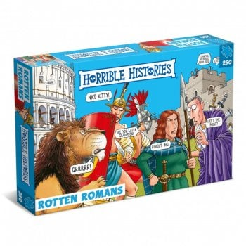 Horrible Histories Rotten Romans Jigsaw 250 Pcs